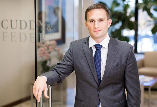 Brendan Goodhouse: Litigation Lawyer NY - Cuddy Feder White Plains New York