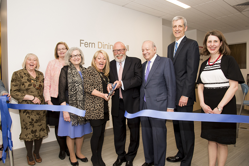 Ribbon Cutting at Pace University - Non-Profit Law Case Study