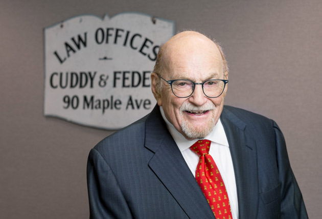 Robert Feder: Commercial Real Estate Lawyer & Founder of Cuddy & Feder law firm
