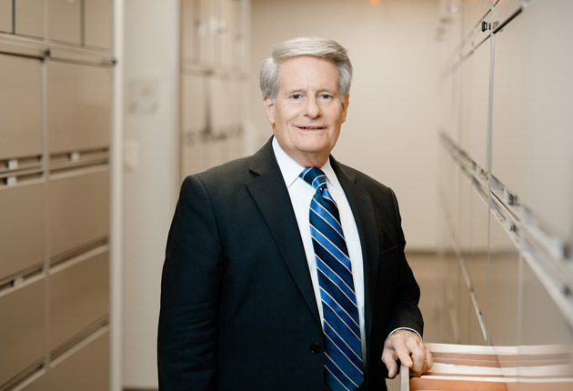 Randall A. Huffman: Public Finance Law – Public Finance Attorney