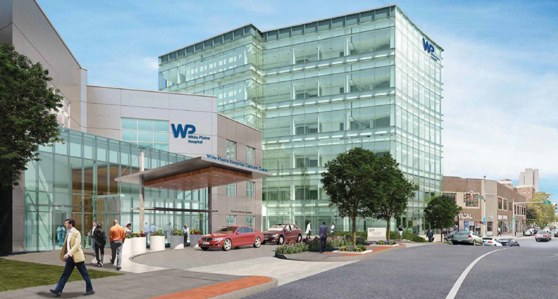 White Plains Hospital Campus Expansion Cuddy Amp Feder