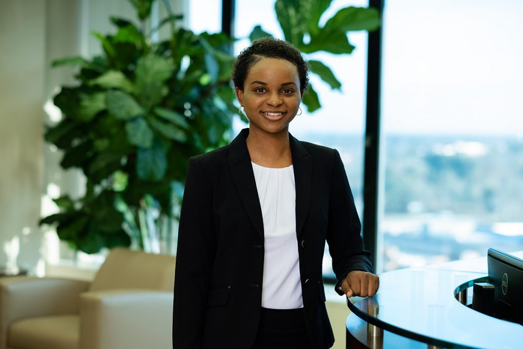 Real Estate Attorney Ilanna Gibson