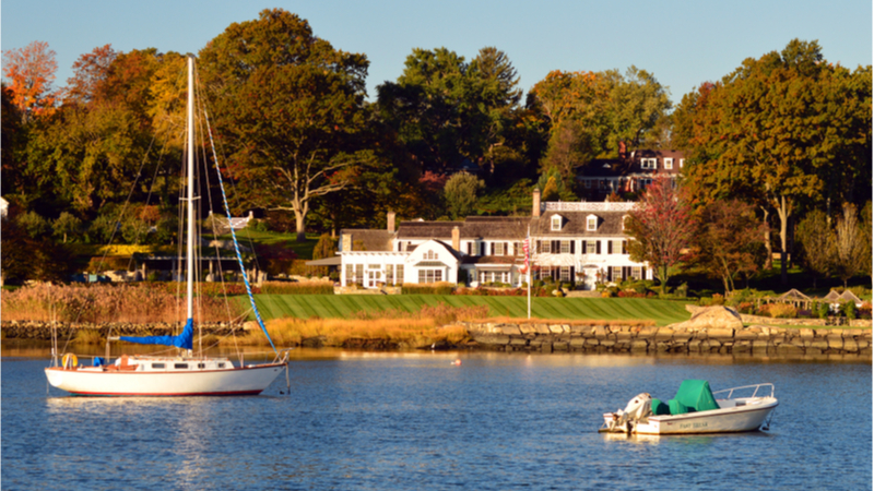 Greenwich CT waterfront