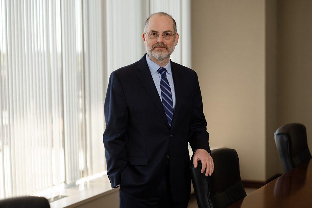 Andrew Schriever telecom and litigation lawyer Westchester