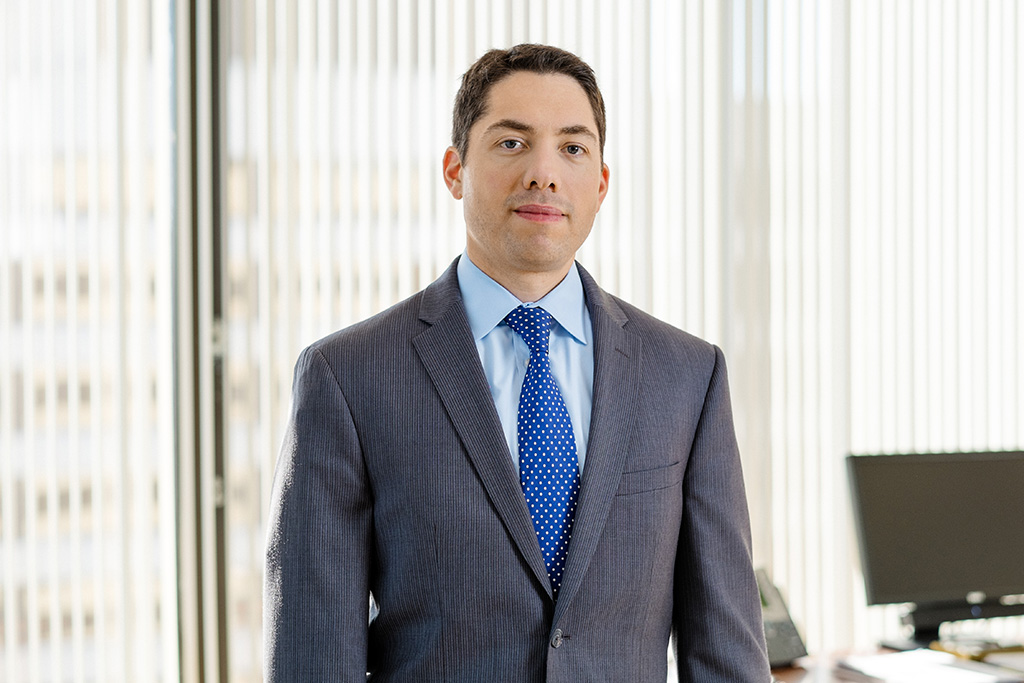 Jordan Brooks – Litigation Attorney Westchester NY – White Plains Litigation Lawyer